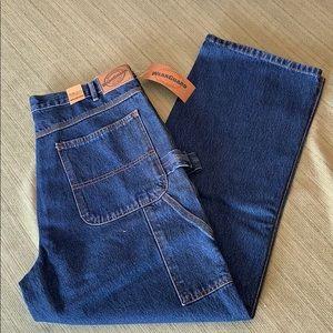 Wear Guard Men's Cargo Style Work Jeans